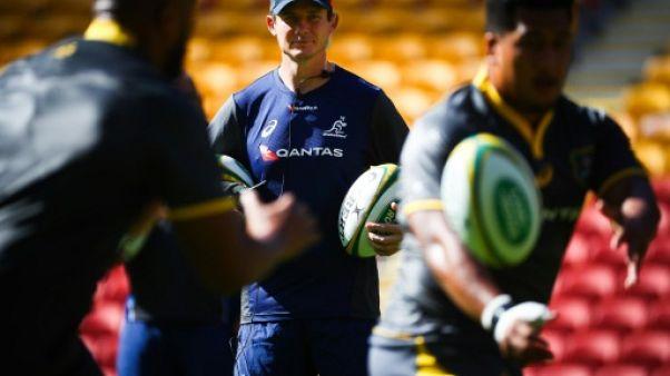 Rugby: Larkham limogé de son poste de coach assistant des Wallabies