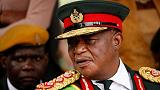 Zimbabwe vice president returns to South Africa for treatment - newspaper