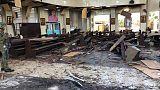 شرطة الفلبين: استسلام 5 من جماعة أبو سياف المشتبه بتورطها في تفجير كنيسة