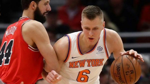 NBA: le pari fou des Knicks