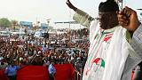 Exclusive: Nigerian candidate's U.S. visit was temporary reprieve from graft ban