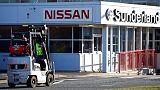 UK offered Nissan Brexit assurances, 80 million pounds for car investment