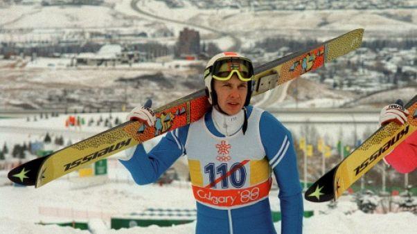 Saut à skis: décès à 55 ans de l'aigle olympique finlandais Matti Nykänen