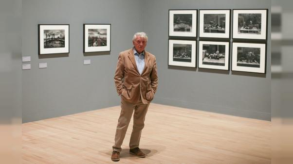 Les guerres de Don McCullin exposées à la Tate Britain de Londres