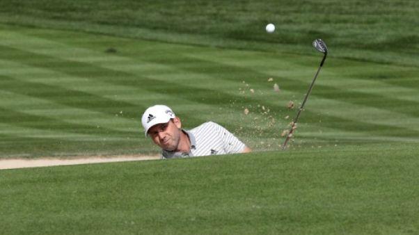 Golf: l'improbable coup de sang de Sergio Garcia