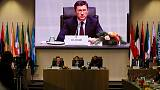 Russia complying with global oil output cut deal - energy minister