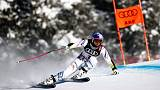Alpine skiing - Maybe I'll get lucky, says Vonn as final races loom