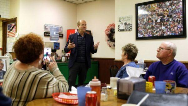 Méconnus, des candidats à la Maison Blanche parient (déjà) sur les électeurs de l'Iowa