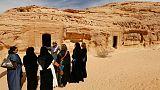 منطقة العلا الأثرية بالسعودية تسعى لاجتذاب السائحين
