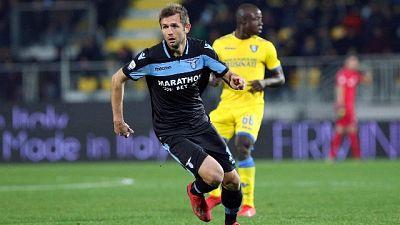 Serie A: Frosinone-Lazio 0-1