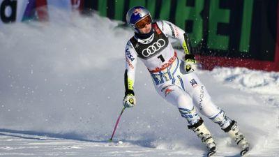 Mondiaux de ski: Vonn et Shiffrin, étoiles fuyantes