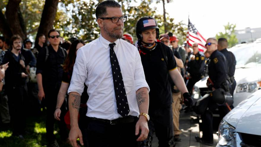 Founder of Proud Boys sues over being labelled hate group