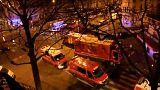 حريق يودي بحياة 10 في باريس والسلطات تشتبه بأنه متعمد