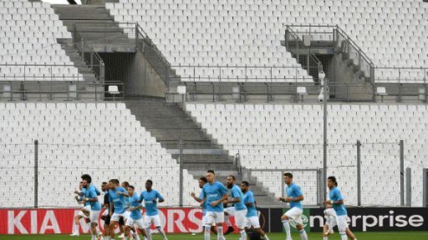 Ligue 1: Marseille-Bordeaux dans un silence de circonstance