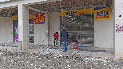 Bombe a Foggia, arresti in corso