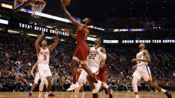 NBA: Harden continue sa série avec Houston, Denver freiné