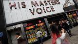 UK music retailer HMV sold to Canada's Sunrise Records