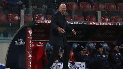 """Cagliari, Maran """"certo che miglioreremo"""""""