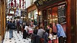 No rebound for French services as protests ease in January - PMI