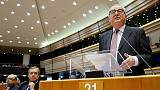 Juncker rejects gripes that EU blocks useful mergers