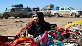 Dans l'est syrien, des civils échappent à l'EI mais pas à la mort