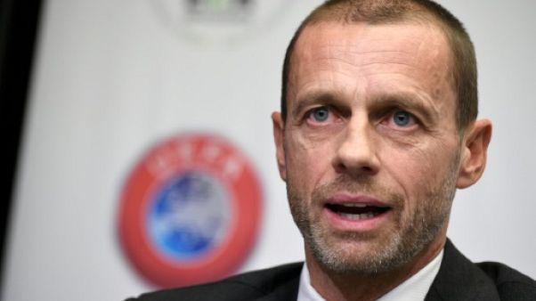 UEFA: Aleksander Ceferin, capitaine froid et efficace