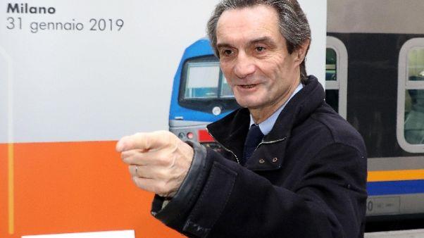 """Giochi 2026, Fontana """"lavorare uniti"""""""