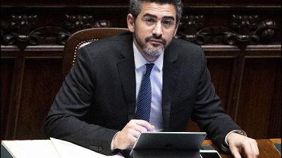 Fraccaro,taglio parlamentari sia unanime