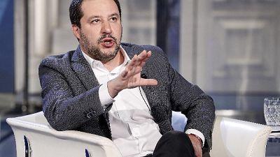 Diciotti: Salvini manda memoria,poi Aula