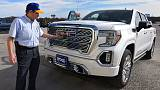 Huge, pricey trucks haul jobs and profits for the Detroit Three