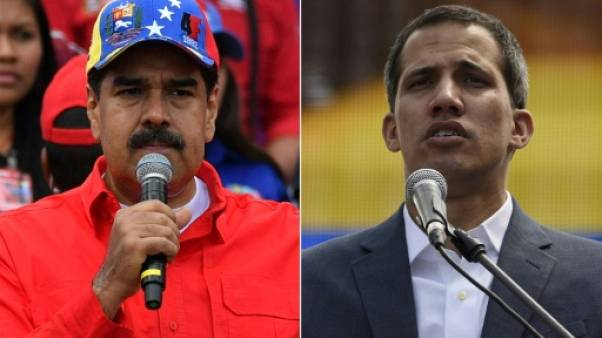 Venezuela : état des lieux des soutiens internationaux à Guaido et à Maduro