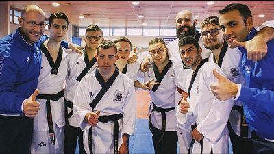 Para taekwondo: tre podi per l'Italia