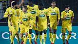 Coupe de France: Nantes passe facilement en quarts