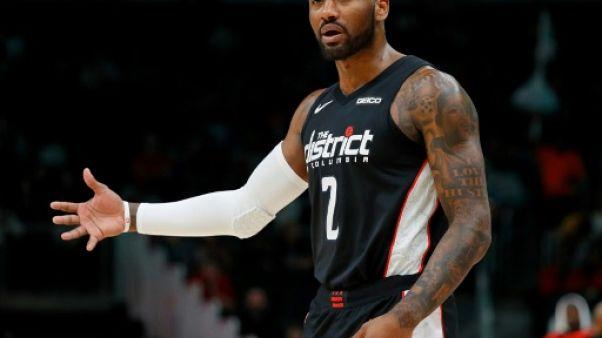 NBA: Washington perd Wall pour un an après une rupture du tendon gauche