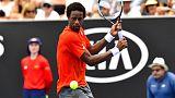 Tennis - Monfils makes impressive start at Sofia Open