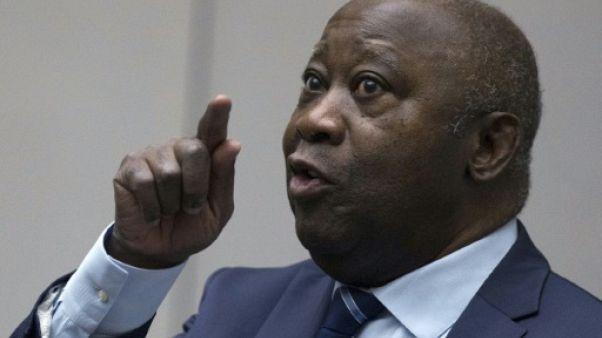 L'ex-président ivoirien Gbagbo en liberté conditionnelle en Belgique (CPI)