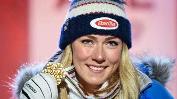 Mondiaux de ski: Shiffrin ne disputera pas le combiné
