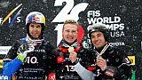 Mondiaux-2019 de freestyle: le doublé pour Loginov en snowboard