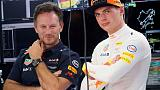 Motor racing - Max is the man Hamilton fears the most, says Horner