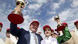 Horse racing -'Jiggers' earn Australian trainer Weir a four-year ban