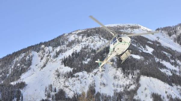 Travolto da valanga, morto scialpinista