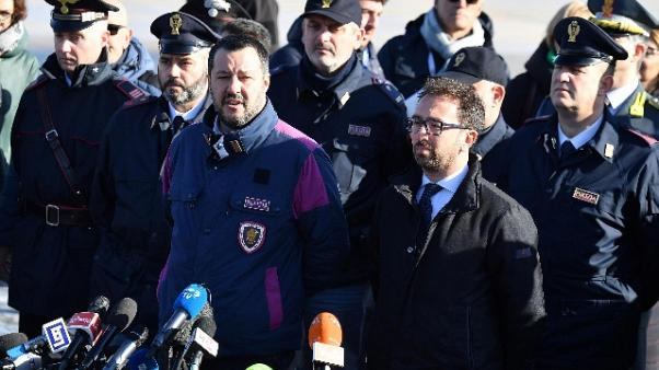 Battisti: Pm,archiviare Bonafede-Salvini