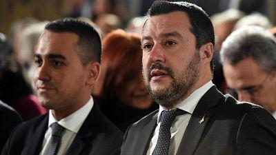 Tav: botta e risposta Salvini-Di Maio