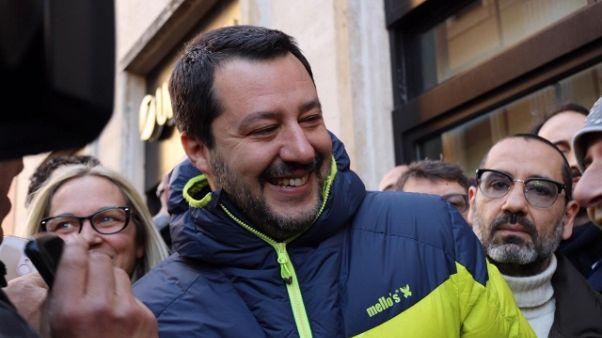 L.difesa: Salvini, a marzo sarà legge