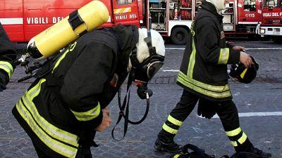 Fuga di gas nel Pisano, strade chiuse