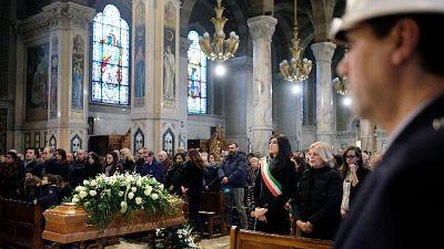 Piazza San Carlo, folla a funerali Amato