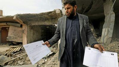 """Dans la localité syrienne de Hajine, les vestiges du """"califat"""""""