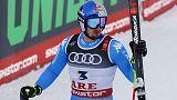 Alpine skiing - Paris takes men's Super-G gold at world championships