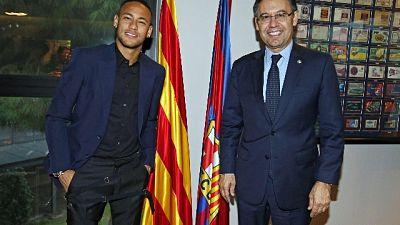 Barca: Bartomeu, nessuno pensa a Neymar
