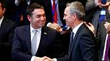 مقدونيا توقع اتفاق الانضمام لحلف شمال الأطلسي رغم هواجس روسيا